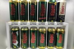 """- AUT050 EGGER Bier Fan Edition 2008 No. 1 3 EURO - AUT051 EGGER Bier Fan Edition 2008 No. 2 3 EURO - AUT052 EGGER Bier """"Austrian Premium Beer"""" 2 EURO - AUT053 EGGER Märzen Bier """"DLG 2001"""" 2 EURO - AUT054 EGGER Märzen Bier """"DLG 2012"""" 2 EURO - AUT055 EGGER Märzen Bier """"DLG 2013"""" 2 EURO - AUT056 EGGER Märzen Bier """"DLG 7xGold"""" 2016 2 EURO - AUT057 EGGER Märzen Bier """"DLG 8xGold"""" 2017 2 EURO - AUT058 EGGER Märzen Bier """"DLG Jährlich Prämiert"""" 2018 2 EURO - AUT059 EGGER Bier """"Biertestsieger 2006"""" 2 EURO - AUT060 EGGER Bockbier 2016 2 EURO - AUT061 EGGER Bock 2019 2 EURO"""