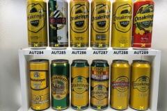 """- AUT278 OTTAKRINGER Helles Bier 1987 2 EURO - AUT279 OTTAKRINGER Helles Bier 1996 2 EURO - AUT280 OTTAKRINGER Helles 2003 2 EURO - AUT281 OTTAKRINGER Helles """"BIG BILLA 170ml Gratis"""" Edition 2006 3 EURO - AUT282 OTTAKRINGER Helles """"Inoffizielles Fanbier"""" Soccer Edition 2008 3 EURO - AUT283 OTTAKRINGER Helles 2006 2 EURO - AUT284 OTTAKRINGER Helles Bier 2012 2 EURO - AUT285 OTTAKRINGER Helles Bier """"Rapid Jubiläums Edition"""" 2015 4 EURO - AUT286 OTTAKRINGER Helles Bier """"Festival Tickets""""  2016 3 EURO - AUT287 OTTAKRINGER Helles Bier """"Gold Award"""" 2 EURO - AUT288 OTTAKRINGER Helles Bier 2019 2 EURO - AUT289 OTTAKRINGER Radler Cranberry Zitrone (short limited Edition) 3 EURO"""