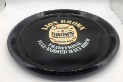 Lion Brown (Plastic) New Zealand 3 Euro