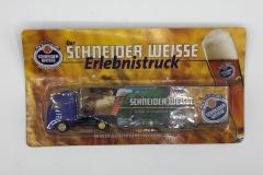 Schneider Weisse Erlebnistruck 8 EUR