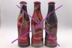 CAB001 Taste the Feeling 3 Bottle SET 2016 AUSTRIA 18 EURO