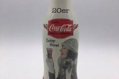 """CAB019 100 Jahre Coca-Cola Kontur Flasche """"20er"""" 01 von 10 2015 GERMANY 5 EURO"""