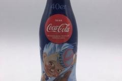 """CAB020 100 Jahre Coca-Cola Kontur Flasche """"40er"""" 03 von 10 2015 GERMANY 5 EURO"""