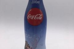 """CAB025 100 Jahre Coca-Cola Kontur Flasche """"2010er"""" 10 von 10 2015 GERMANY 5 EURO"""