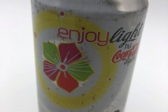 "CCC011 Coca Cola Light ""Enjoy Light"" 2004 Netherlands 2 EURO"