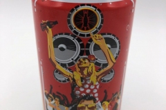 """CCC013 Coca Cola """"Dance Vibes"""" 2004 Netherlands 2 EURO"""