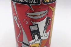 "CCC018 Coca Cola Senza Caffeina ""I-Tunes"" 2002 Italia 2 EURO"