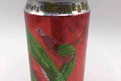 """CCC021 Coca Cola """"Brazil"""" 2006 Hongkong  3 EURO"""