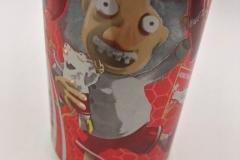 """CCC023 Coca Cola """"Goal"""" 2006 Hongkong 3 EURO"""