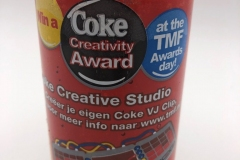 CCC043 Coke Creative Award 2004 Holland 2 EURO