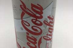 """CCC067 Coca Cola Light """"die maximale Erfrischung"""" 1994 Germany 2 EURO"""