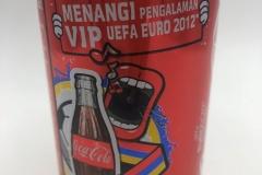 "CCC080 ""VIP Euro 2012 Edition"" 2012 Malaysia 3 EURO"