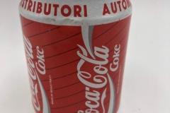 CCC087 Coca Cola Distributori Automatic 0,25ml 1991 Italy 2 Euro