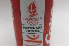 CCC093 Olympic Edition Albertville 1991 Belgium 2 EURO