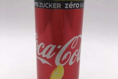 CCC413 Zero Zucker Lemon 250ml Slim Can 2020 Austria 2 EURO