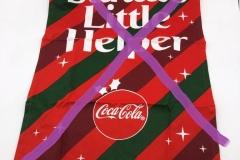 Coca Cola Santas little helper kitchen towel 5 EUR/each