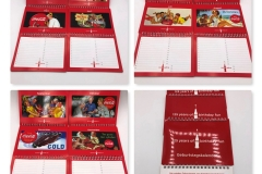 125 Years of Birthday Fun Birthday calendar Austria 2 EUR/Calendar