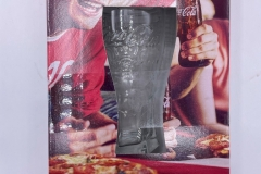 Coke Glass Limited EURO2020 Edition 4 EUR without box /6 EUR with box