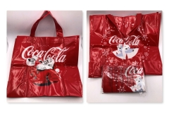 Coke shopping bag (Santa/Polar Bears on each side) 4 EUR/each
