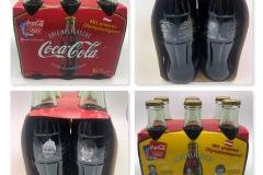 Full Coke 6pack Olympic 2002 Edition Salt Lake 0,25 Austria 60 EUR