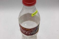 Coca Cola 2 000 000 Soccer Plastic Bottle Russia 2 EUR