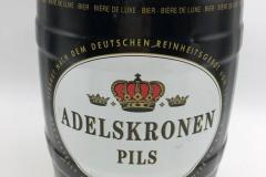 KEG012 Adelskronen Pils 1993 Germany 5 EURO