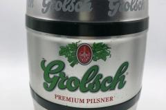 KEG014 Grolsch Premium Pilsner Holland 5 EURO