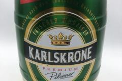 KEG016 Karlskrone Premium Pilsener Germany 5 EURO