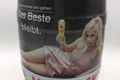 KEG017 Isenbeck Premium Pils Lady Edition 2008 Germany 15 EURO