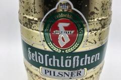KEG020 Feldschlößchen Pilsner Germany 5 EURO